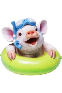 KARE-60802-kasica floating pig 1