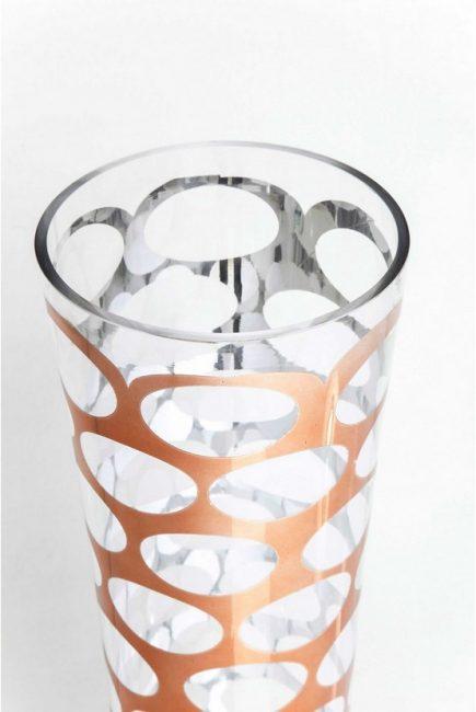 kare 37494 vaza circle copper taille 80 (1)