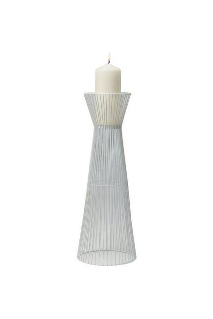 kare 38430 svecnjak beli wire 50 (1)