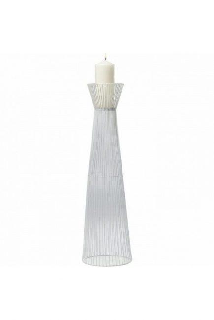 kare 38432 svecnjak beli wire 70 (1)