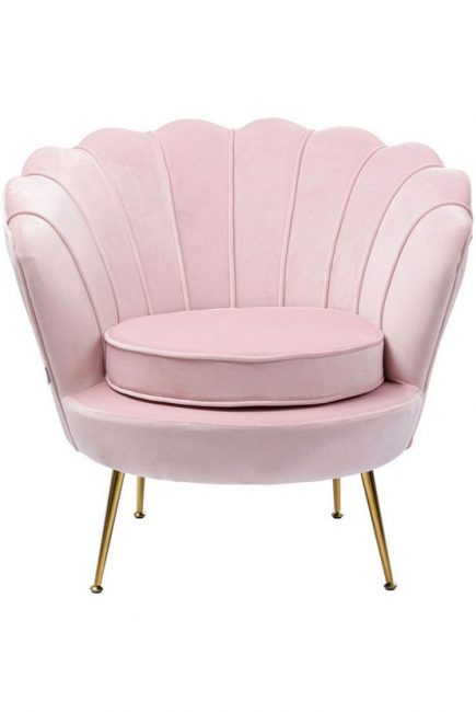 Armchair Water Lily Rose 85193