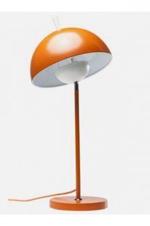 kare lampa Half dome