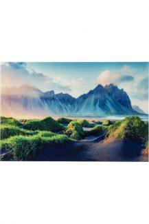 KARE 64685 slika na staklu Dune (1)