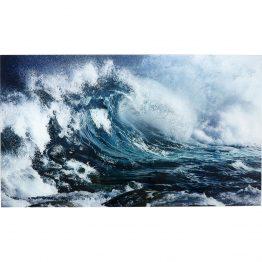 KARE-60326-Slika na staklu Wave