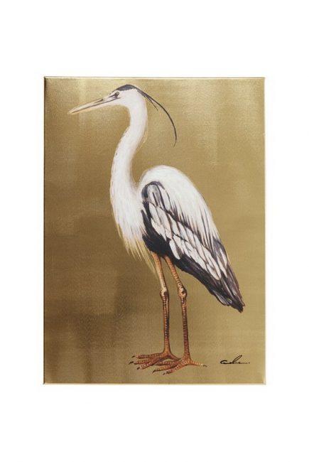 Slika Touched Heron Left 60773