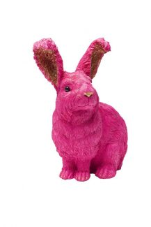Money Box Rabbit Pink 60404