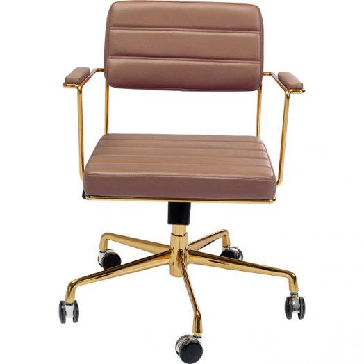 85288 Radna stolica Dottore braon